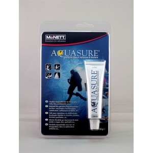 AQUASURE 28gr Watersports in multilingual Clamshell