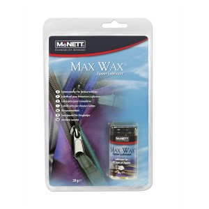 MAX WAX 20gr in multilingual Clamshell