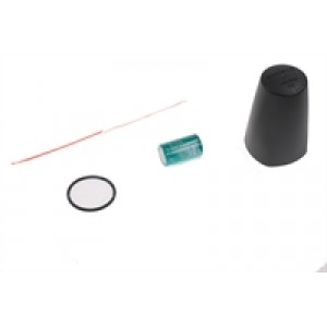 Transmitter battery replacement kit (1 pc)