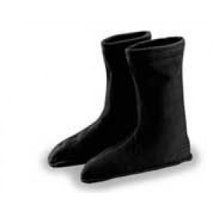 DUI Polartec PowerStretch Boots (black)