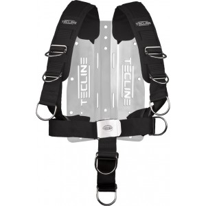 Tecline Backplate with Harness